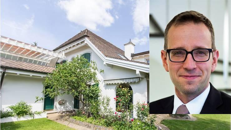 Matthias Holzhey: «Im Limmattal beginnt das Hochpreissegment für Eigenheime ab etwa zwei Millionen Franken.»