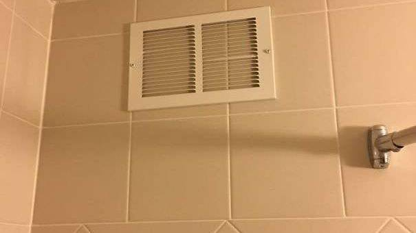 Hotel Fail Lüftung