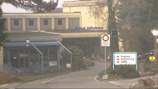 83-Jähriger erschiesst Ehefrau im Spitalbett