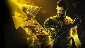 Für die Abwehr von Cyberangriffen sind IT-Experten gefragt, nicht futuristische Kämpfer wie hier aus dem Spiel «Deus Ex: Human Revolution».HO