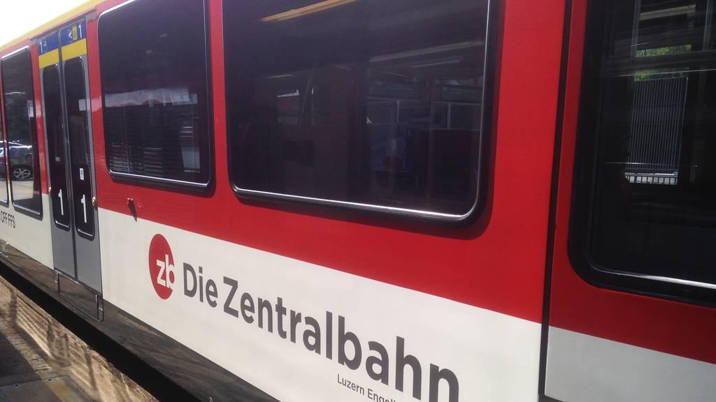 Doppelspur zwischen Luzern und Horw nimmt weitere Hürde