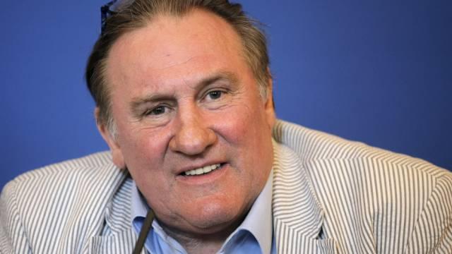 Ist neu Ehrenbürger: Frankreichs Kinostar Gérard Depardieu (Archiv)