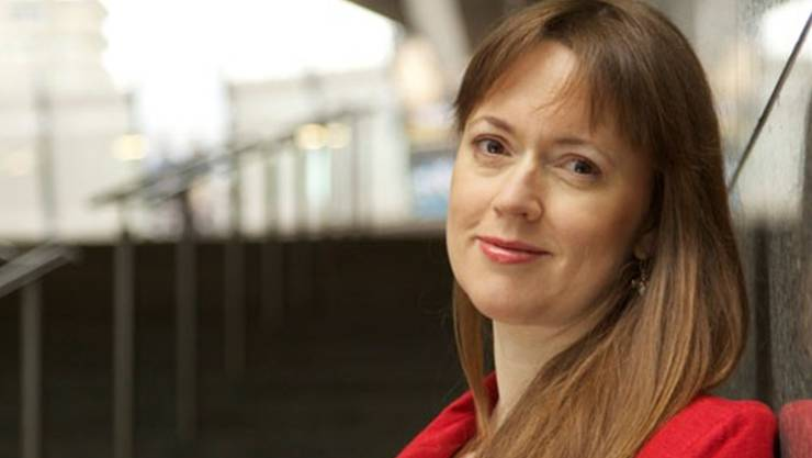 OSF-Direktorin Heather Grabbe.