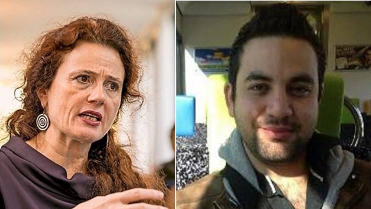 Jasmin El Sonbati und Kerem Adigüzel