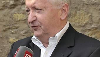 Roland Debély von der FDP