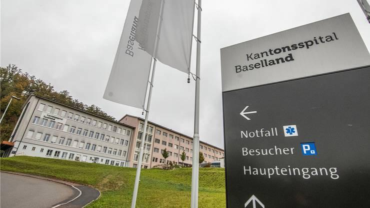 Das Spital Laufen soll geschlossen werden. (Archivbild)