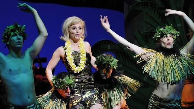 Szene aus Bibi Balu in einer Musical-Inszenierung des Theaters St. Gallen (Archiv)