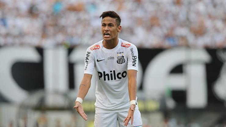 Neymar spielt kommende Saison bei Barcelona.