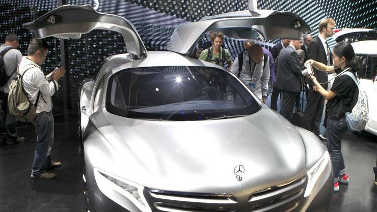 Mercedes-Benz F 125 concept