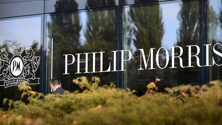Hochgiftige Schadstoffe in Filtern von Tabak-Sticks: Hauptsitz des Tabakkonzerns Philip Morris in Lausanne.