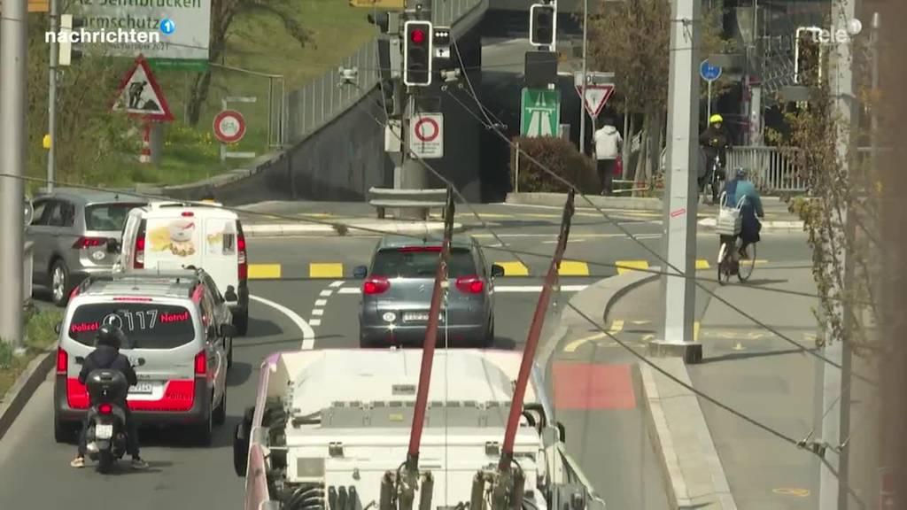 TCS kritisiert Luzerner Verkehrspolitik