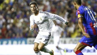 Ronaldo war Reals Rettung