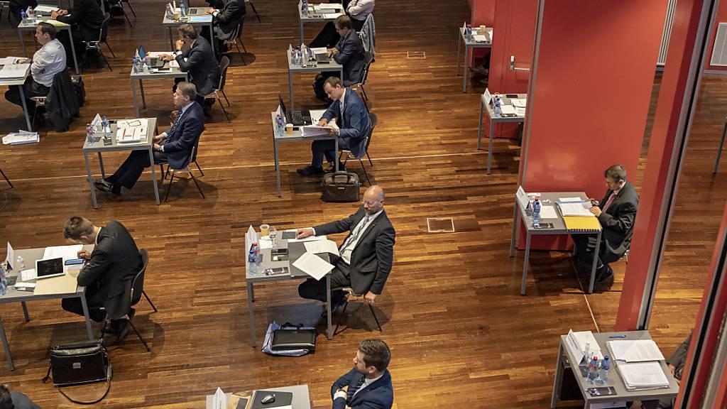 FDP-Politiker René Baggenstos ist höchster Schwyzer