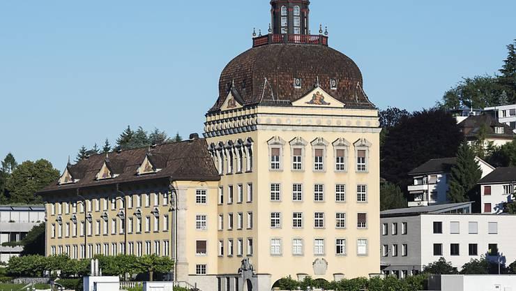 Seit 100 Jahren ein Symbol der Sozialpartnerschaft: Das Suva-Hauptgebäude in Luzern.