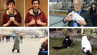Einzigartige Momente und eindrückliche Verwandlungen: Das zeigen die Videos der Woche.