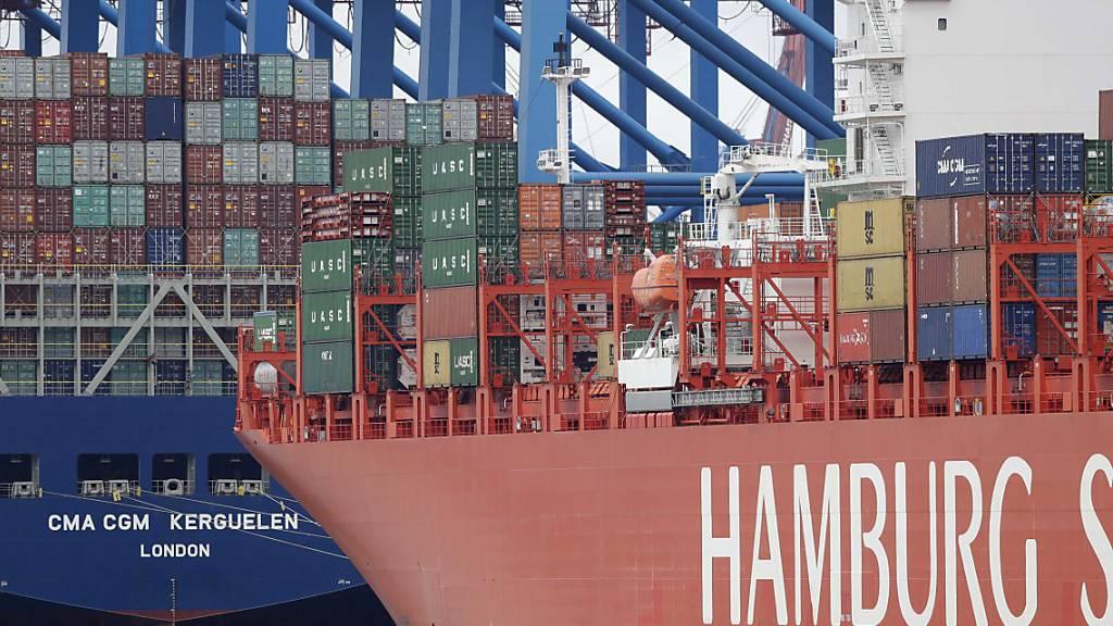 Deutsche Exporteure überraschen mit Wachstum im Juli