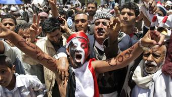 Proteste gegen Präsident Salih in Jemen