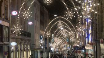 Licht an: Die Basler Weihnacht ist eröffnet