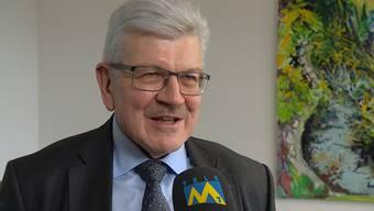 Der Aargauer Finanzdirektor Roland Brogli.