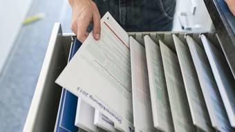 2019 wurden im Aargau durch Selbstanzeigen Steuereinnahmen von rund 23,3 Mio. Franken generiert.