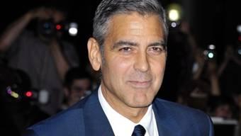 George Clooney hat bereits wieder ein neues Filmprojekt (Archiv)