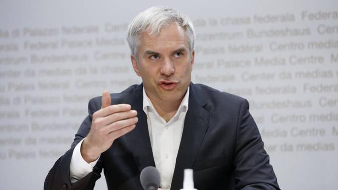 «Aufgrund der hohen Belastung kommt es immer wieder zu Rücktritten oder Verschiebungen in der Taskforce», sagt Chef Martin Ackermann.