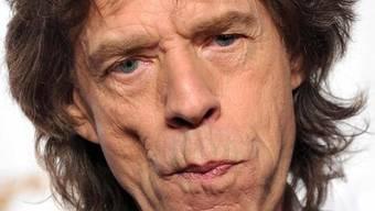 Sir Mick Jagger kennt kein Lampenfieber