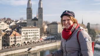Nachdem reale Stadtführungen Corona zum Opfer fielen, setzt Sandra Claus nun auf virtuelle – nicht nur in Zürich.