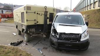 Killwangen, Unfall am 6.März