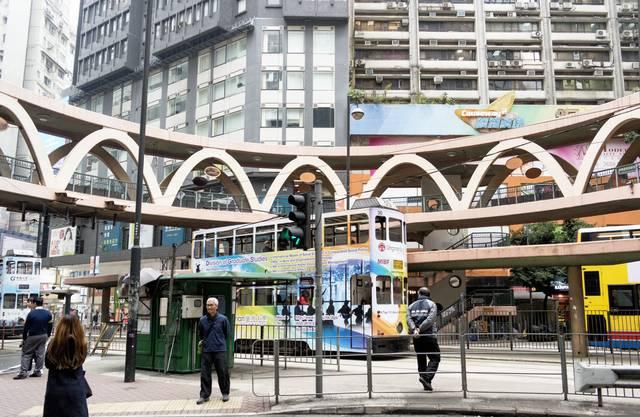 Eine der teuersten Gegenden der Welt, ist die Causeway Bay.