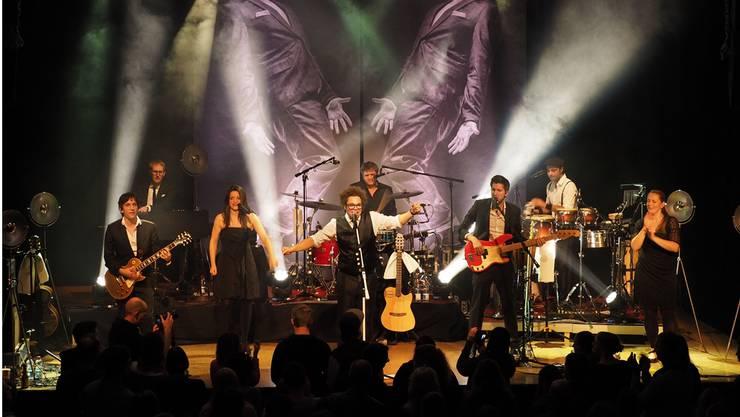 Sway und seine Band überzeugten mit ihrer musikalischen Mischung aus soul, R&B der älteren Schue, Reggae und südamerikanischen Klängen. Bruno Kissling
