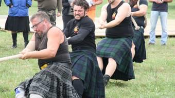 4. Fricktaler Highland Games