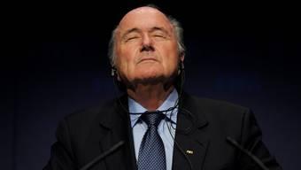 Wovon Sepp Blatter wohl träumt?