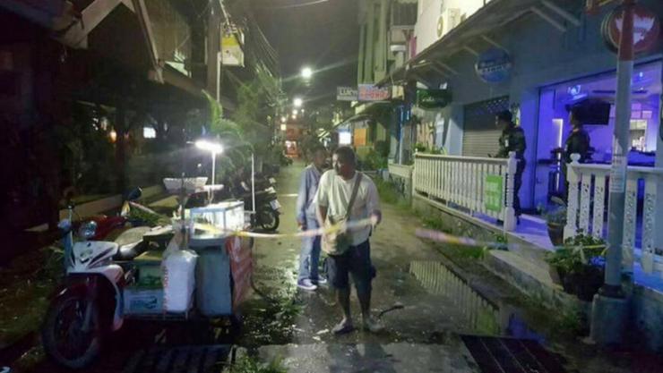 Explosion in thailändischem Touristenort fordert mindestens ein Todesopfer