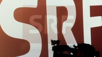 SRF-Studio in Zürich