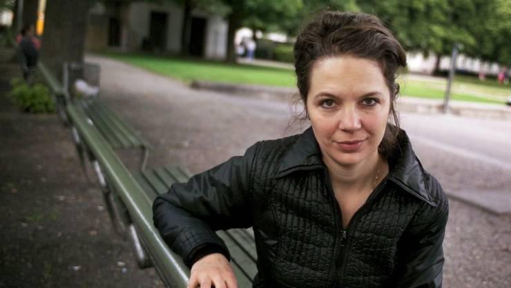 """Die Schriftstellerin Melinda Nadj Abonji erhält für """"Schildkrötensoldat"""" den Schillerpreis der Zürcher Kantonalbank. (Archivbild)"""