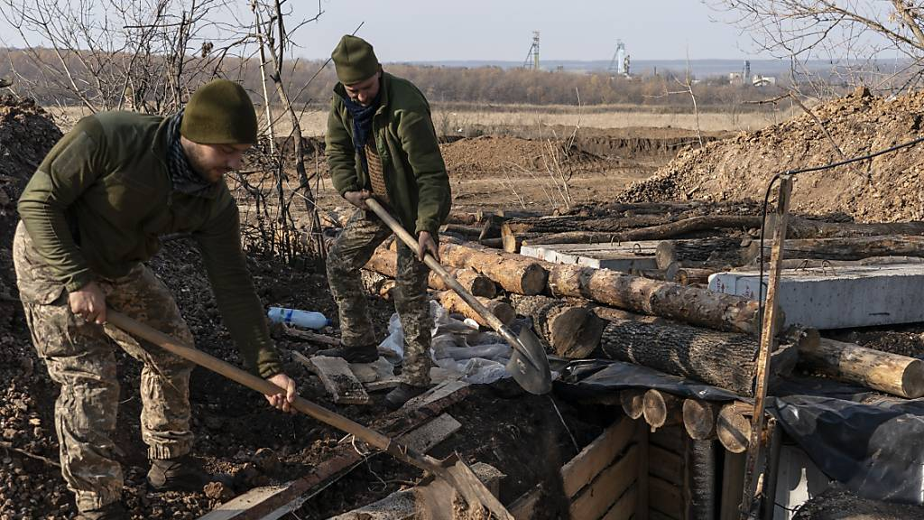 Neue Waffenruhe in der Ostukraine in Kraft getreten