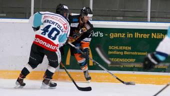 Müssen Sebastian Hauser (hinten) und Co. nochmals gegen Rapperswil-Jona antreten?