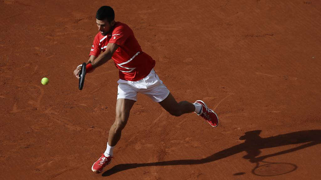 Djokovic noch eine Viertelstunde schneller