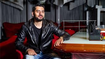 Bassam Algailani alias Samko hat sich vom exzessiven Partygänger zum Eventmanager und Jungunternehmer gemausert. Sandra Ardizzone