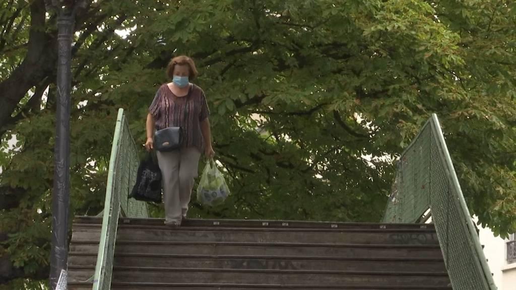 Paris: Maskenpflicht an öffentlichen Orten im Freien