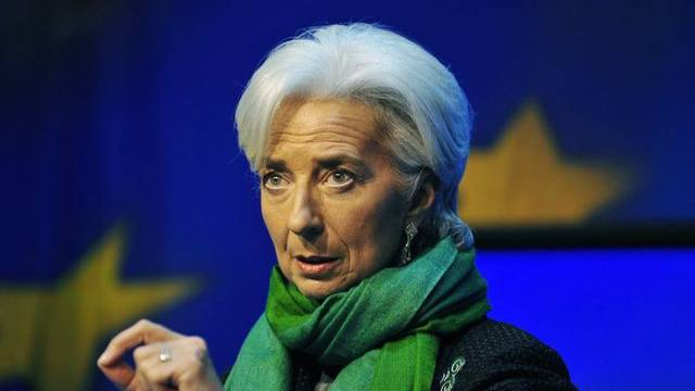 Christine Lagarde: Der IWF-Chefin wird Beihilfe zur Unterschlagung öffentlicher Gelder vorgeworfen (Archiv)