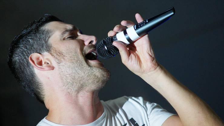 Sänger Nico aus Florenz