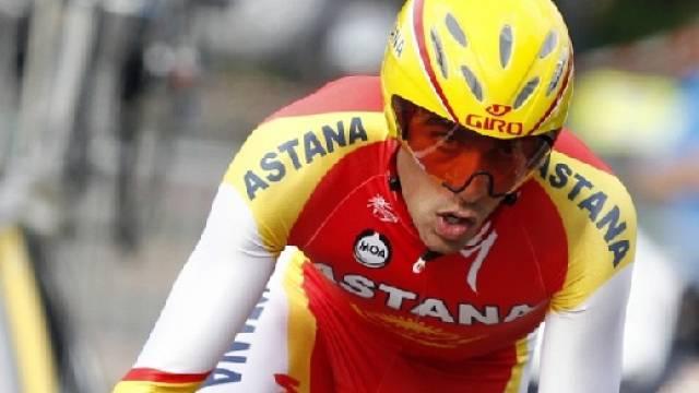 Sieg für Alberto Contador