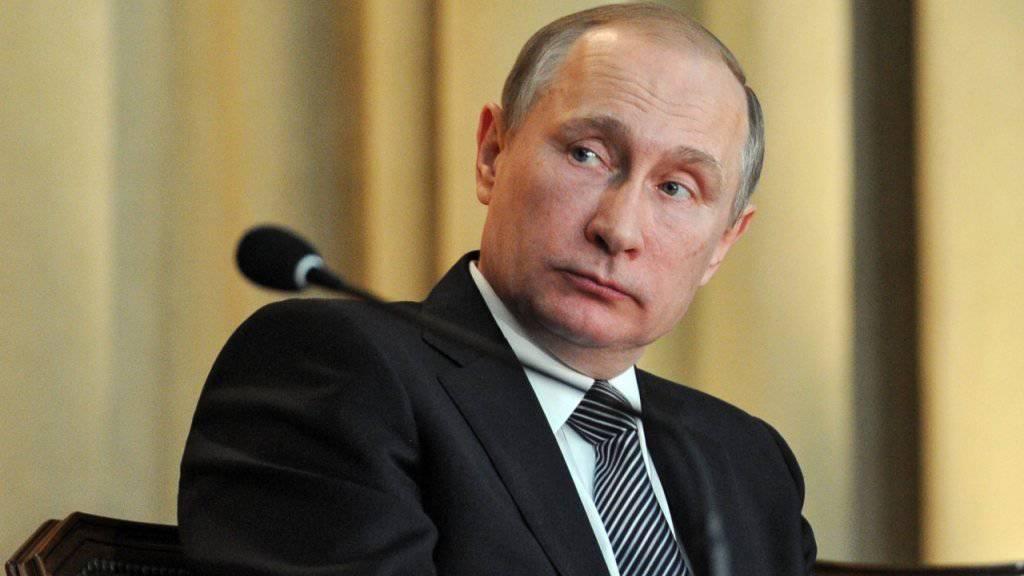Erhielt als erster Ausländer eine eigene Figur im einzigen Wachsfigurenkabinett Serbiens: Russlands Präsident Putin.