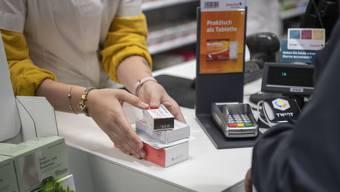 Manche Apotheken verspüren eine Verdoppelung der Kundenzahl.