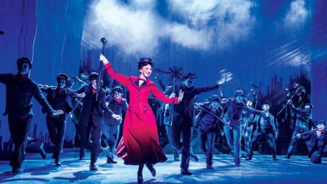 Geheimnisvoll und liebevoll: Mary Poppins ist die Geschichte einer jungen Frau, die Chaos in Ordnung verwandelt, begleitet von musikalischen Ohrwürmern. Foto: HO
