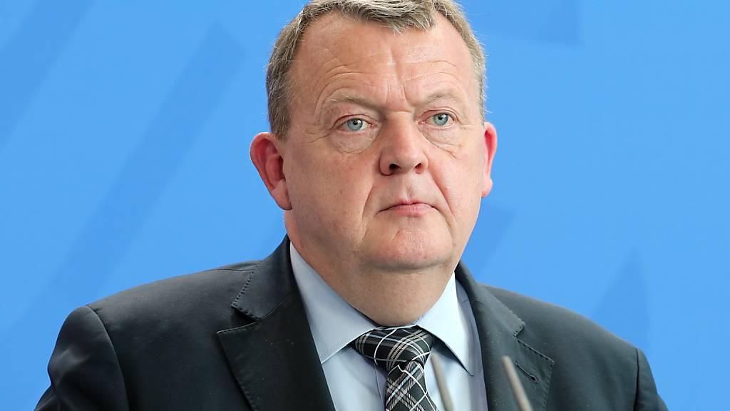 Dänischer Ex-Regierungschef Løkke Rasmussen tritt aus Partei aus