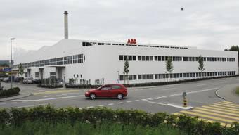 Die ABB Turbo Systems verabschiedet sich auf Ende 2018 aus dieser Fabrikhalle in Klingnau. (Archiv)
