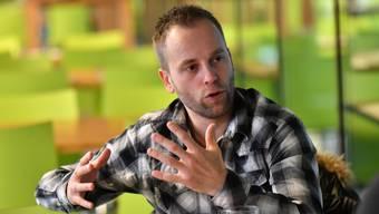 Interview mit Marco Truttmann vom EHC Olten